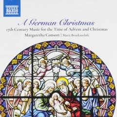 A German Christmas : 17th century music for the time of Advent and Christmas