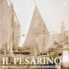 Il pesarino  : Motets from Venice in the early baroque