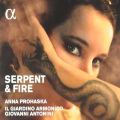 Serpent & fire : Arias for Dido & Cleopatra