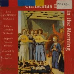 Christmas Day In The Morning Cambridge Singers Muziekweb