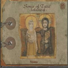 Songs of Taizé volume 4 : Hosanna