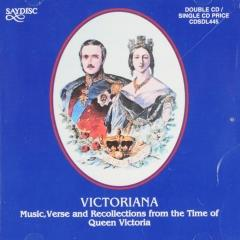 Victoriana : Music, verse and recollections from the time of Queen Victoria (2)