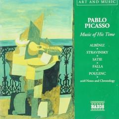 pablo picasso music