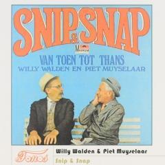 Van Toen Tot Thans Willy Walden Piet Muyselaar Snip