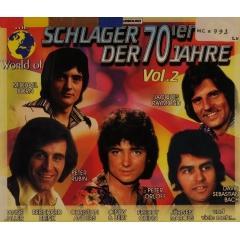 The World Of Schlager Der 70er Jahre Vol 2 Muziekweb