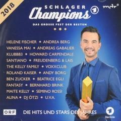 Schlager Champions 2018 Das Grosse Fest Der Besten 2 Muziekweb