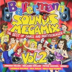 Ballermann sounds megamix : The best of dance and partyschlager ; vol.2 (2)