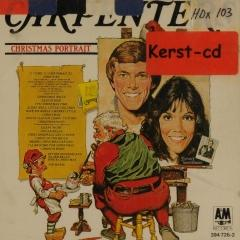 Carpenters Christmas Portrait.Christmas Portrait The Carpenters Muziekweb