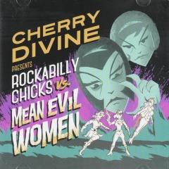 Rockabilly chicks vs. mean evil women