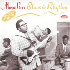 Music City : Blues & rhythm