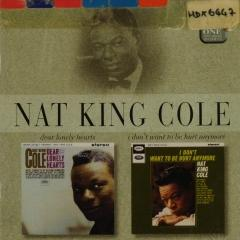 Dear Lonely Hearts I Dont Want To Be Hurt Anymore Nat King Cole