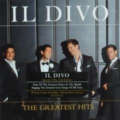 The greatest hits 2 il divo muziekweb - Il divo greatest hits ...