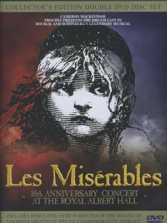 Les Misérables 10th Anniversary Concert At The Royal