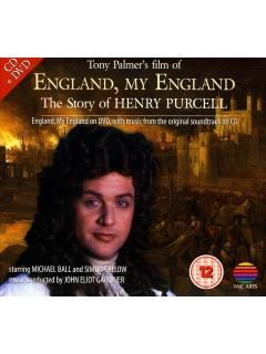 England, my England : The story of Henry Purcell [+ bonus cd