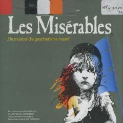 Les Misérables Nederlandse Produktie Claude Michel
