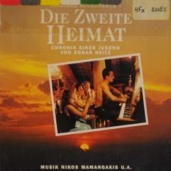 Die Zweite Heimat Chronik Einer Jugend Von Edgar Reitz Original Soundtrack Vol 1 Nikos Mamangakis Muziekweb