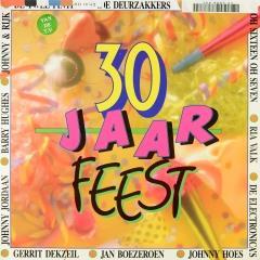 Ongebruikt 30 jaar feest - Feestmuziek - Muziekweb NS-35