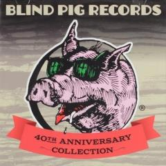 Blind Pig Records : 40th anniversary collection (2)