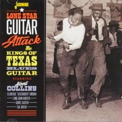 Lone star guitar attack : The kings of Texas blues guitar