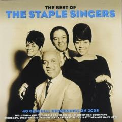 The best of the Staple Singers (2)