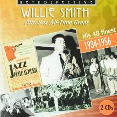 Alto sax all-time great : His 48 finest 1934-1956