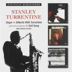 Sugar ; Gilberto with Turrentine ; Salt song [+ extra tracks / remastered] (2)