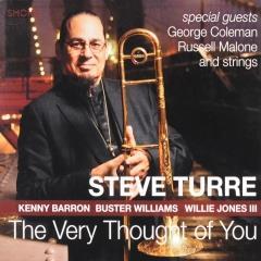 The Very Thought Of You Steve Turre Muziekweb