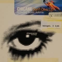 Dont Give Up Cd Single Chicane Muziekweb