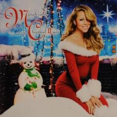 Mariah Carey Christmas Album Cover.Merry Christmas Ii You 13 Tracks Mariah Carey Muziekweb