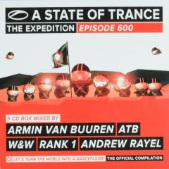 A State Of Trance The Expedition Episode 600 Armin Van