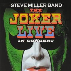 the joker live in concert the steve miller band muziekweb. Black Bedroom Furniture Sets. Home Design Ideas