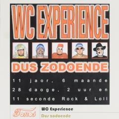 Dus Zodoende Wc Experience Muziekweb