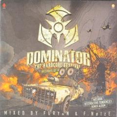 Dominator 2016 : The hardcore festival : Methods of mutilation [+ bonus cd] (2)