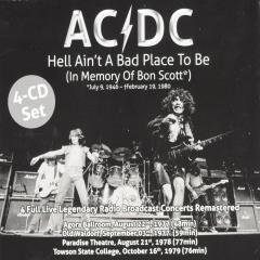 Hell ain't a bad place to be : In memory of Bon Scott (4)