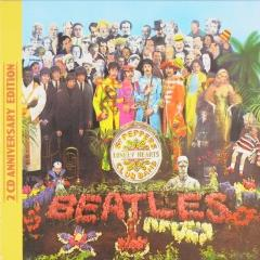 Sgt Pepper S Lonely Hearts Club Band 2 Cd Anniversary Edition The Beatles Muziekweb