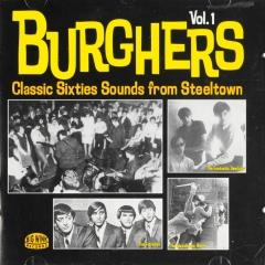 Burghers : Classic sixties sounds from Steeltown ; vol.1