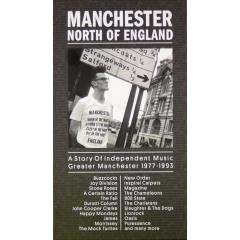 Manchester North of England : A story of independent music Greater Manchester 1977-1993 (5)