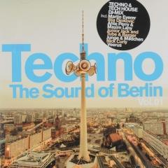 Techno : The sound of Berlin ; vol.1 (2)