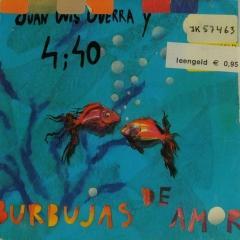 Burbujas De Amor Cd Single Juan Luis Guerra Muziekweb