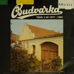 Budvarka vyber z let 1977 1983 muziekweb - Wereld thuis cd rek ...