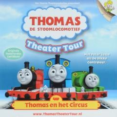 Wonderbaar Thomas en het circus : Theater tour - Thomas de Stoomlocomotief QV-87