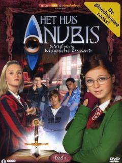 Het huis anubis seizoen 2 DVD 4