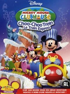 Mickey Mouse Clubhouse Choo Choo Trein Filmbieb
