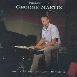 George Martin overleden