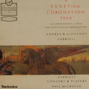 Basiscollectie klassiek: A Venetian coronation