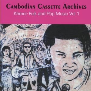 Muzikale Wereldreis (25): bedreigde Cambodjaanse muziek