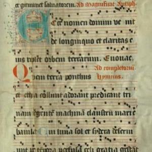 Curiosa: Gregoriaans in popmuziek