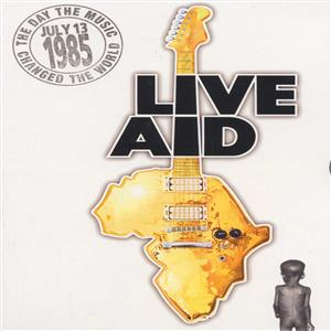 De Tijdmachine: Live Aid