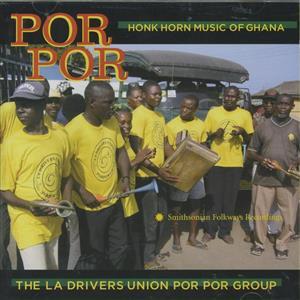Curiosa: Claxonmuziek uit Ghana