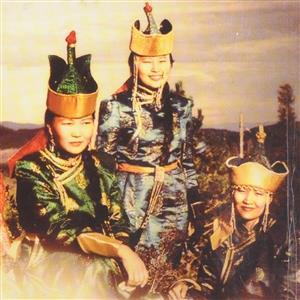 Bekijk details van Muzikale wereldreis (33): Khöömei